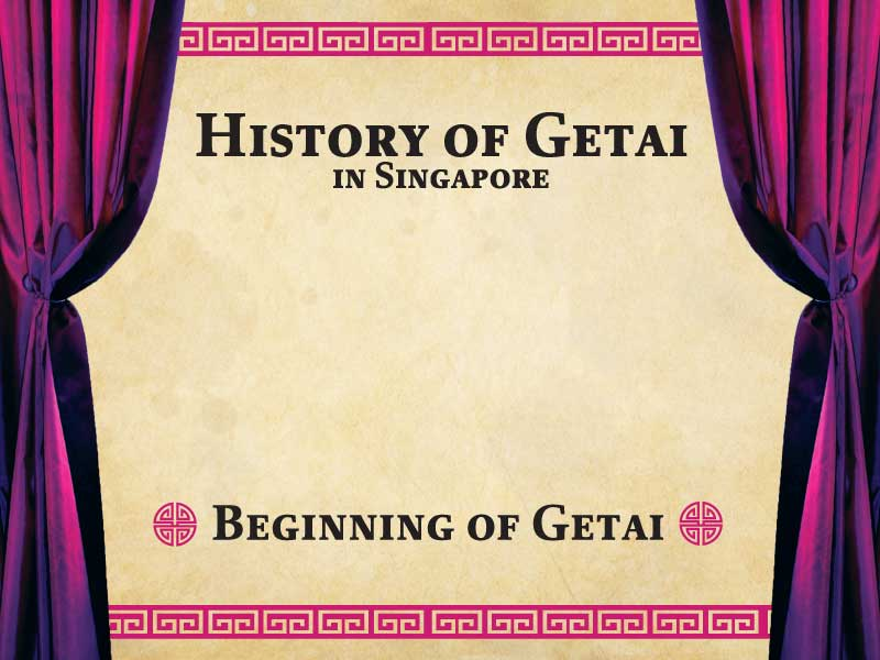 'Numbers': History of getai in Singapore