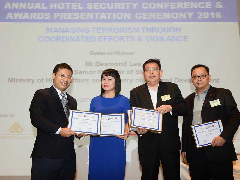 Hotel Security Excellence 2016