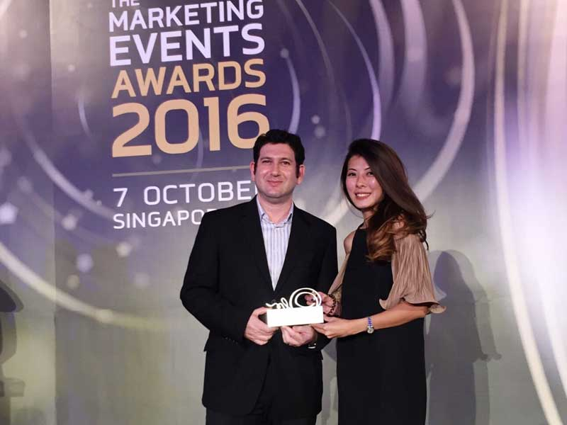 Marketing Events Awards 2016