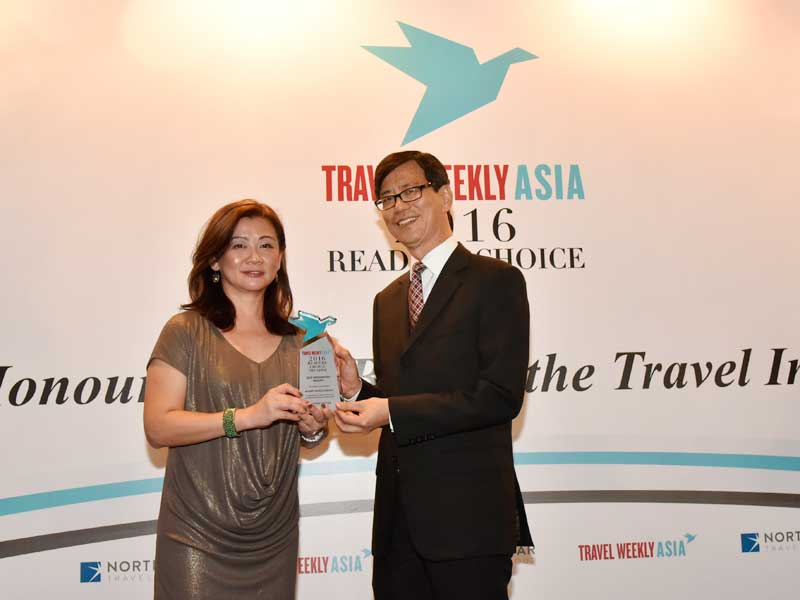 Travel Weekly Asia 2016