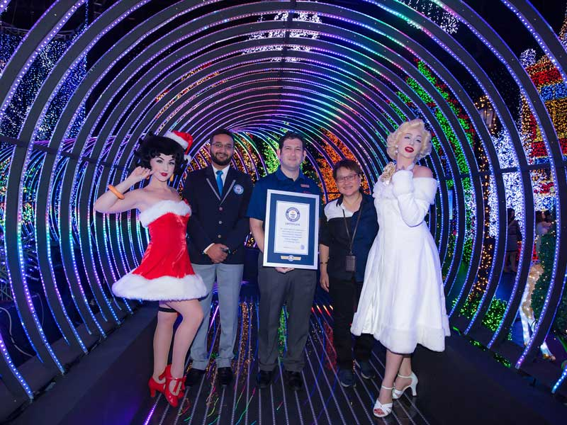 Universal Journey gets Guinness World Record