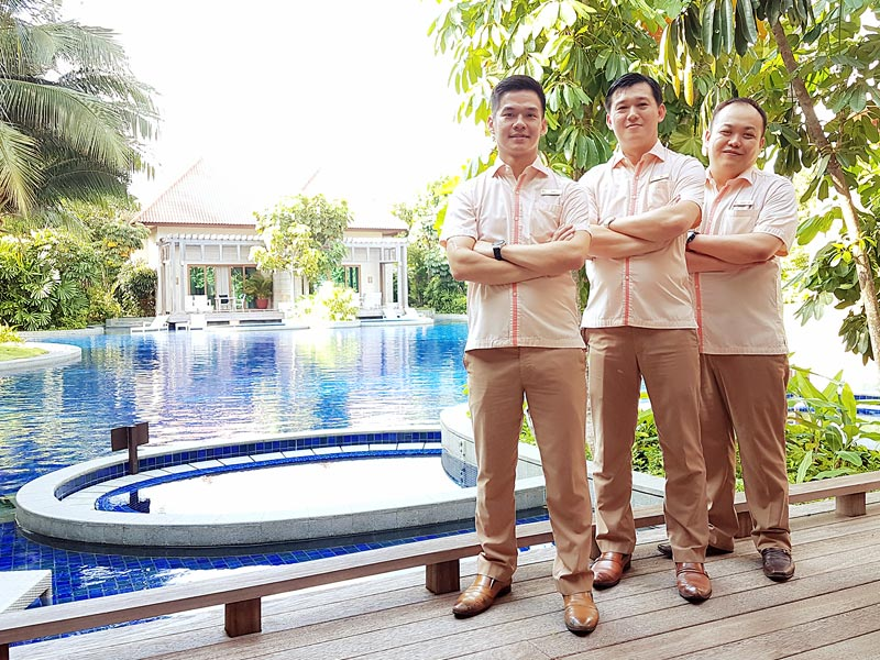 Love Letters - Beach Villas Butlers