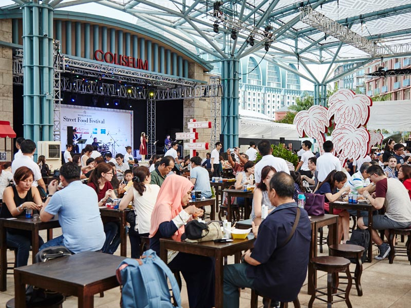 Michelin Guide Street Food Festival 2017