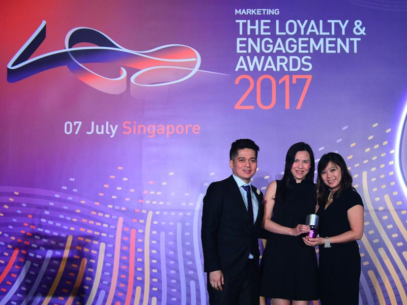 RWS Invites wins at The Loyalty & Engagement Awards 2017