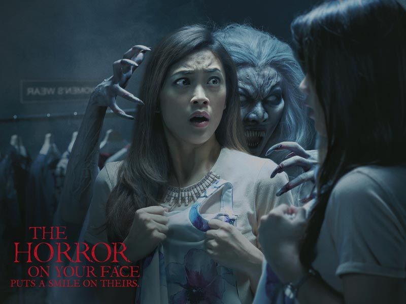 Universal Studios Singapore's Halloween Horror Nights 7