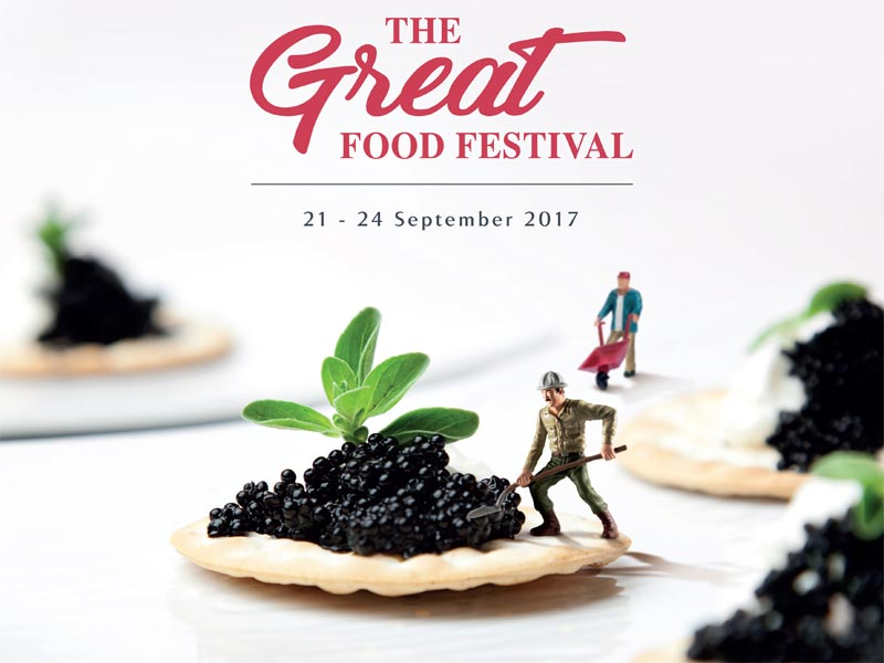 The GREAT Food Festival 2017