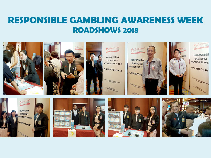 Responsible Gambling Awareness Week 2018