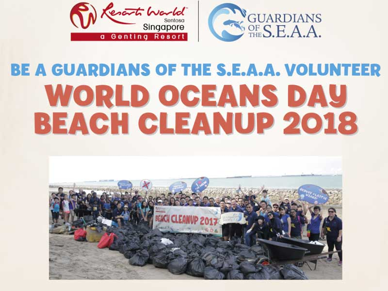 Beach Cleanup June 2018