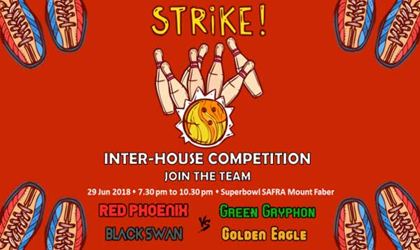 Inter-House Bowling Competition