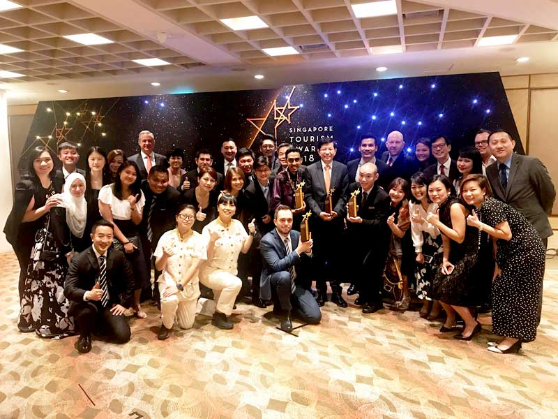 Singapore Tourism Awards 2018